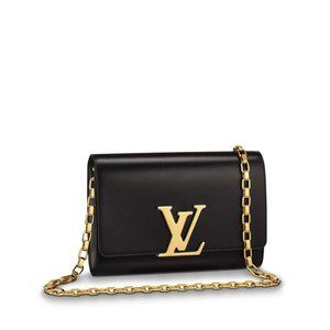 LV Chain Louise Clutch Bag PM